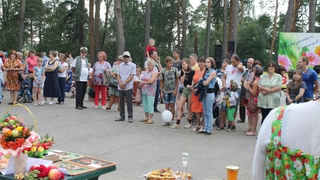 Судиславцы отпраздновали 90 лет со дня образования родного района