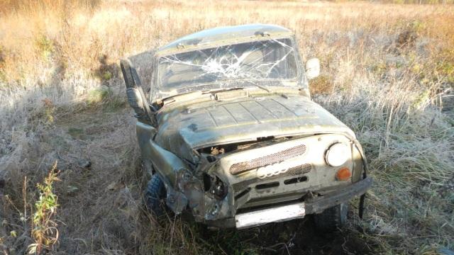 Подробности ДТП на ж/д переезде под Судиславлем, пострадали 5 человек из них два ребенка (ФОТО)
