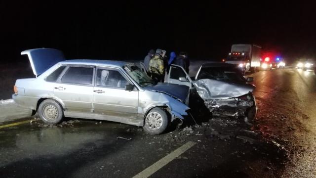 Жуткая авария произошла в Судиславском районе, есть пострадавшие
