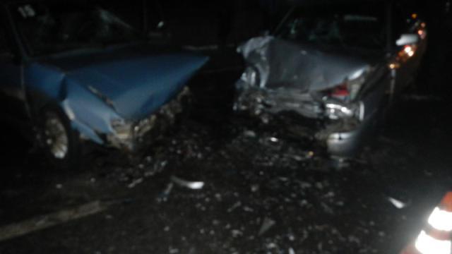 Подробности ДТП в Судиславском районе, пострадали два человека